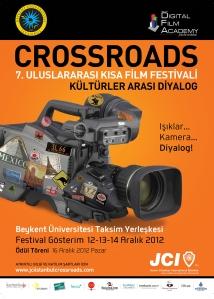 Crossroads Son Afi+ş - 26.11.12